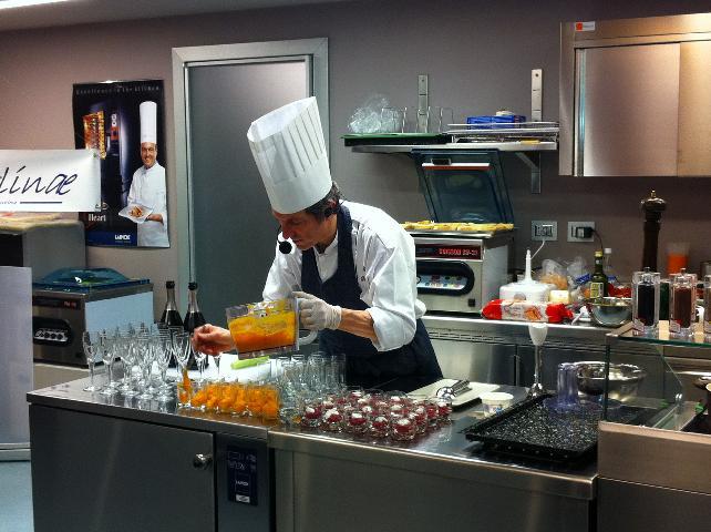 La guerra dei cuochi. A Rimini il via dell'International Chef Contest