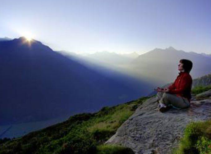 Estate alpina nell'Ötztal: Yoga a 2.000 metri e nordic walking tra i ghiacciai