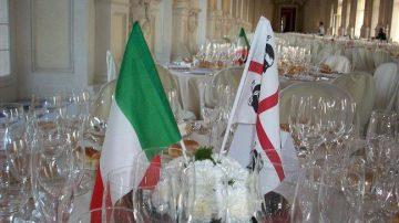 Reggia di Venaria Reale: Incontro tra le eccellenze artistiche e gastronomiche della Sardegna