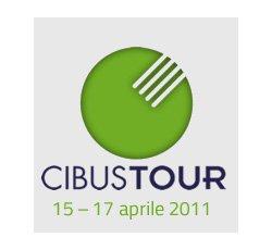 Chiude la prima edizione di Cibus Tour: un successo che prepara un'edizione record di Cibus 2012