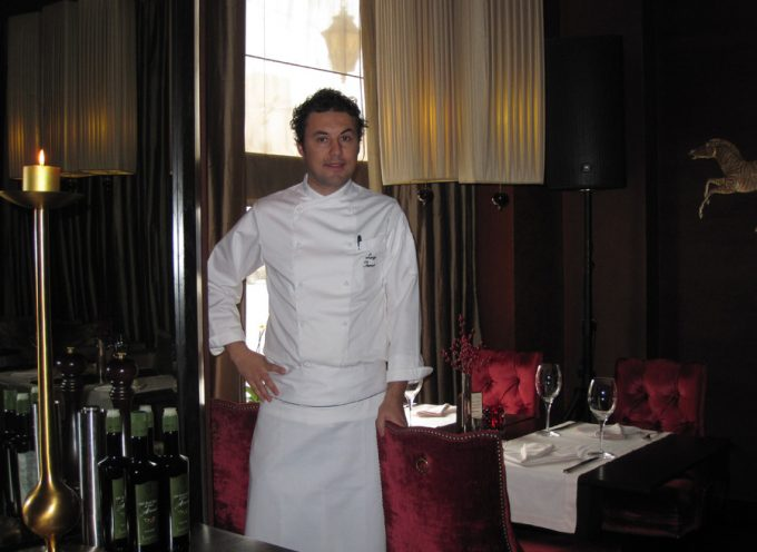 Il Made in Italy a Mosca visto da uno Chef Made in Italiy