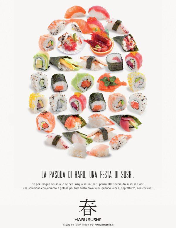 Treviglio (BG): Sushi e sashimi a Pasqua. E' la proposta alternativa di Haru Sushi