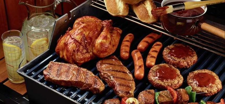 carne alla griglia e cresce il rischio di cancro alla