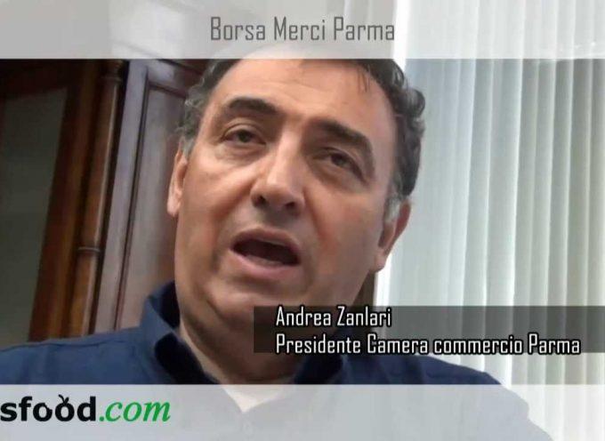 A Parma, palazzo fiera, ogni venerdì, la Borsa Merci (CUN) per la carne ed i grassi di maiale: Andrea Zanlari, Presidente Camera Commercio (Video)