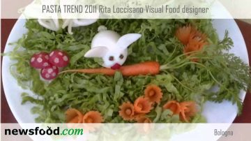Visual Food, Rita Loccisano a Pasta Trend celebra il 150° dell'Unità d'Italia (video ricetta)