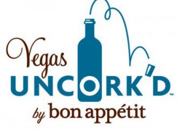 Vegas Uncork'd: gioco d'azzardo e grande cucina