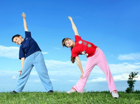 Obesità infantile:Attenzione alla sedentarietà e all'alimentazione dei nostri bambini