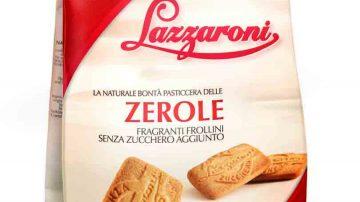 Le Zerole, i biscotti Lazzaroni buoni e leggeri