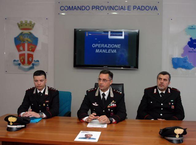 """Arrestato Carmine Vincenzo Catapano, mente del """"Gruppo Catapano"""""""