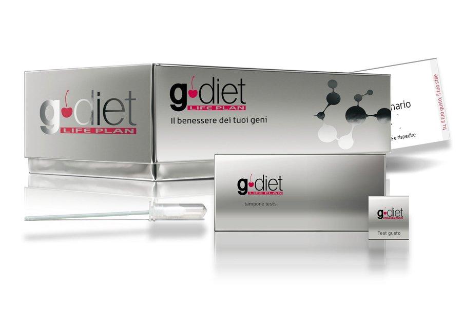 gdiet Life Plan: Il primo metodo per avere la dieta personalizzata in base all'analisi del Dna, del gusto e dello stile di vita