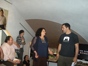 """Roma, Conferenza stampa: """"Soul Food – Incontri su Cibo Arte e Sostenibilità"""""""