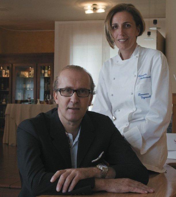 """Presso il ristorante """"La Vigna"""" del Relais Monaco di Ponzano Veneto (TV) la cucina abruzzese incontra l'Amarone"""