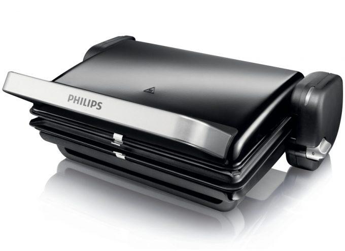 Grigliate estive: Piatti gustosi e salutari con il nuovo Grill di Philips