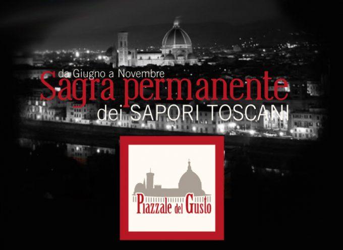 Il Piazzale del Gusto: riapre a Firenze la sagra permanente dei sapori toscani
