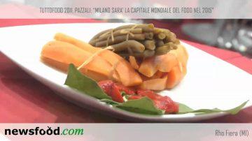"""Tuttofood 2011, Pazzali: """"Milano sarà la capitale mondiale del FOOD nel 2015"""" (video)"""