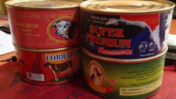 Russia, cibo per cani come pasto dei soldati