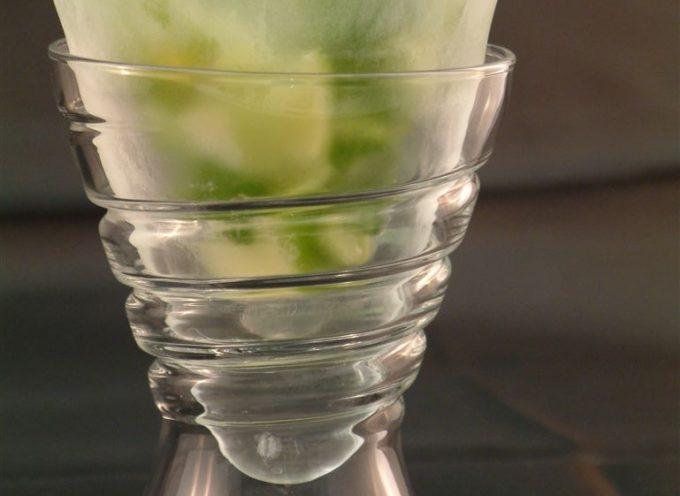 Icydrink: Il calice di ghiaccio per bere glamour