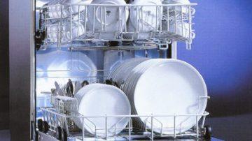 Lavastoviglie, pericolo funghi patogeni
