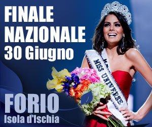 Ischia: Finale Miss Universe Italy 2011