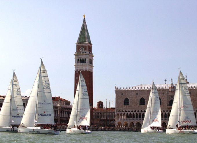 """S.Pellegrino: """"l'Acqua Alta"""" di Venezia per la Cooking Cup di sabato 25 giugno."""