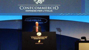 """Confcommercio, Assemblea Confederale 2011: """"Non è tempo di liturgie"""""""