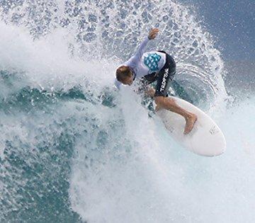 I campioni di surf nella più esclusiva cornice Four Seasons alle Maldive