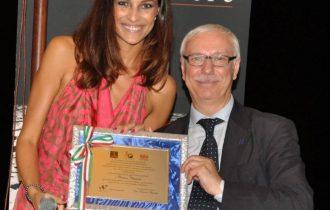 Il Premio Internazionale Excellence a Cristina Chiabotto