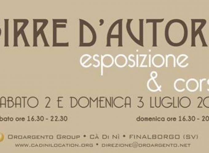 Finalborgo (SV): Prima edizione di Birre D'Autore, l'evento dedicato alle birre liguri, italiane e straniere