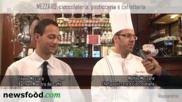 Matteo e Filippo Mezzaro: cioccolateria, pasticceria e caffetteria ad Alessandria