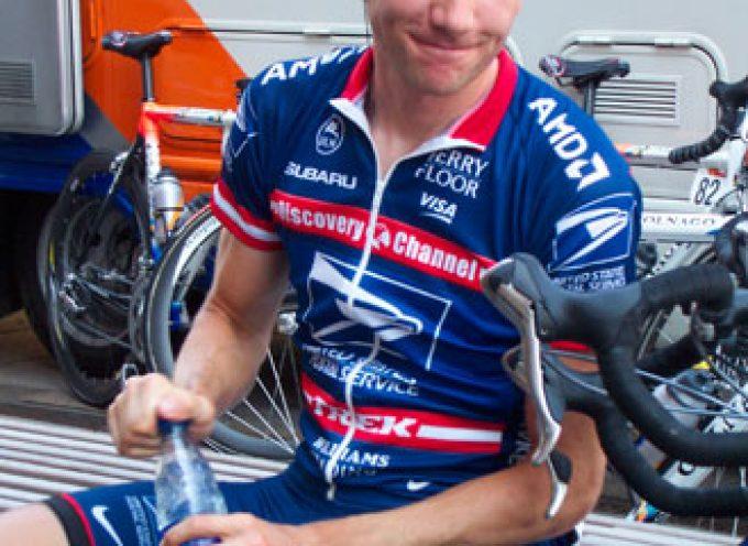 David Zabriskie: la dieta vegana corre al Tour de France
