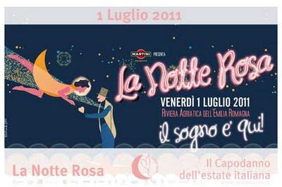 Riviera dell'Emilia-Romagna: Partecipazione record alla 6ª edizione della Notte Rosa