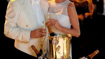 Nozze di Monaco: Perrier-Jouët è lo champagne ufficiale scelto per il ricevimento del matrimonio reale