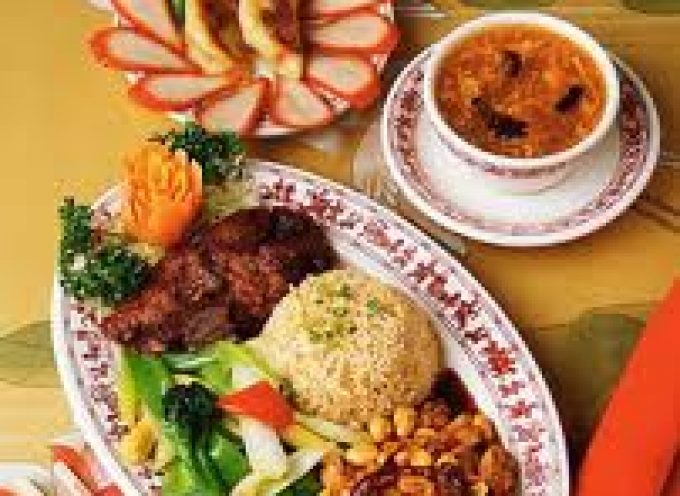 Mangia cinese, mangia più sano