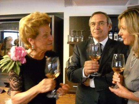 Fratelli Berlucchi e Donnafugata a Vinitaly: due donne, due vini e Peppe Giuffrè