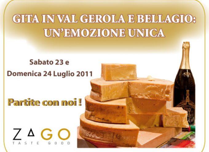 Zago organizza una gita in Val Gerola alla scoperta del bitto storico