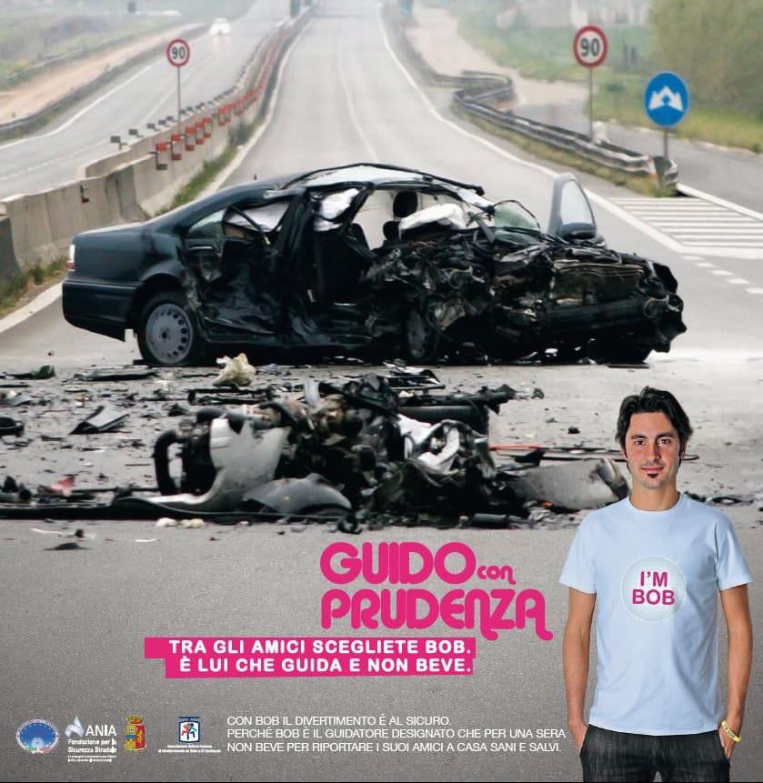 """""""Guido con Prudenza"""": L'iniziativa per combattere le stragi del sabato sera"""