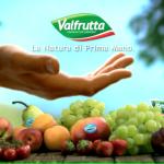 Nuovi spot pubblicitari per Valfrutta