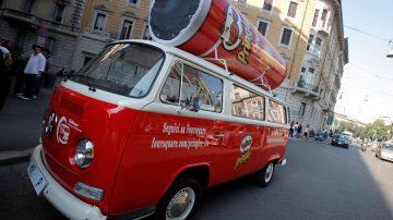 """Pringles: Lo snack più cool incontra lo scatenato mondo dei festival musicali con il """"tour del Bulli"""""""