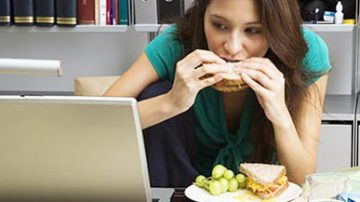 """Edenred, progetto europeo FOOD: """"Le abitudini alimentari in pausa pranzo"""""""