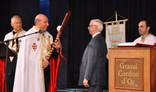 Principato di Monaco: un italiano insignito del Grand Cordon d'Or de la Cuisine Française