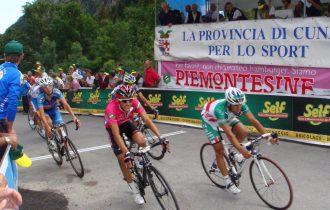Le Piemontesine sponsor al Giro ciclistico delle Valli Cuneesi