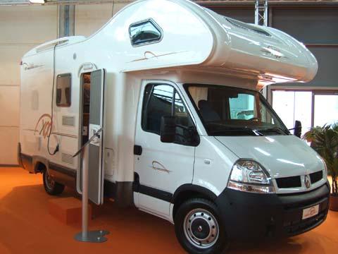Salone del Camper 2011: Week end in camper a 99 euro!