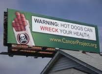 Hot dog come sigarette, l'ultima crociata dei medici USA