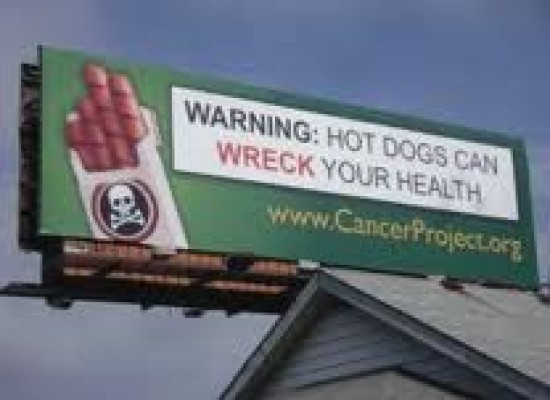 Hot dog come sigarette, l'ultima crociata dei medici USA