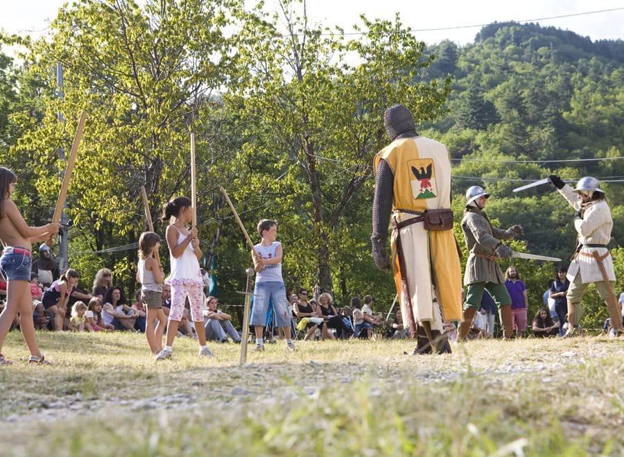 Borzonasca (GE): Fiera, sagra e giochi medioevali alla Giostra dei Casali