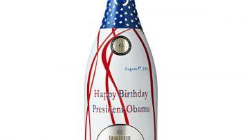 Guido Berlucchi & C.: Creata una bottiglia per i 50 anni del presidente USA Barack Obama