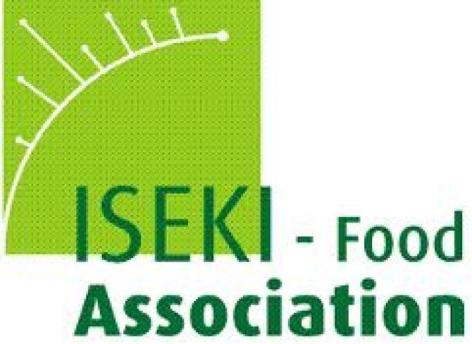 Iseki Food 2011, seconda Conferenza Internazionale, dal 31 agosto al 2 settembre a Milano