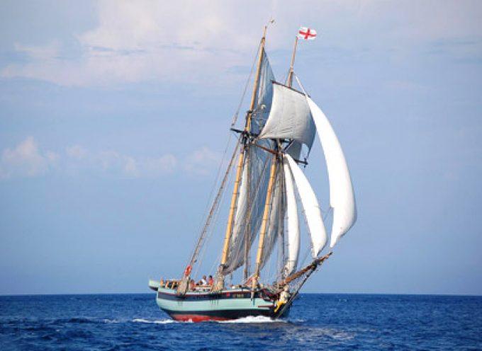 A bordo della GOLETTA PANDORA (LIGURIA), 40 Porti in 70 Giorni: Bordighera – Santo Stefano al Mare