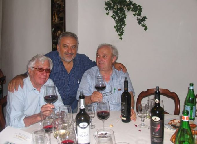 Dante Renzini continua a mietere successi e a vendemmiare Premi