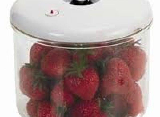 La frutta sottovuoto è più ricca di antiossidanti